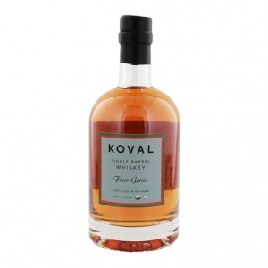 Four Grain Whiskey Single Barrel - Koval