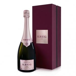 Champagne Brut Rosé - Krug (coffret)