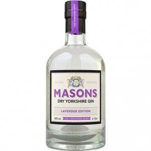 "Yorkshire Dry Gin ""Lavander Edition"" - Masons (0.7l)"