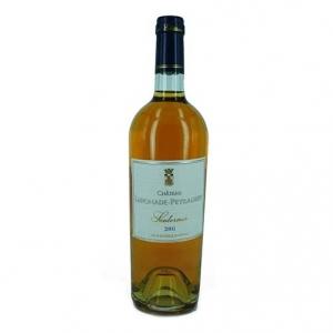 Sauternes 2001 - Château Lahonade-Peyraguey (0.375l)