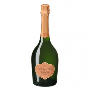 "Champagne Brut Rosé Grand Cuvée ""Alexandra"" 2004 - Laurent-Perrier (cassetta)"