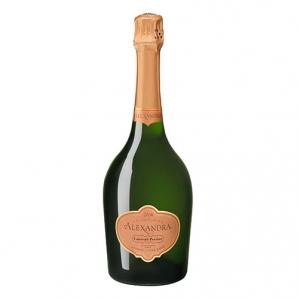 "Champagne Brut Rosé Grand Cuvée ""Alexandra"" 2004 Magnum - Laurent-Perrier (cassetta)"