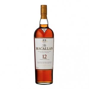 Single Malt Scotch Whisky 12 Year Old - The Macallan (0.7l)