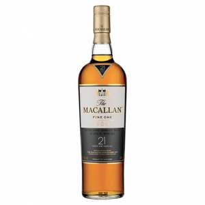 Single Malt Scotch Whisky 21 Years Old - The Macallan (0.7l)
