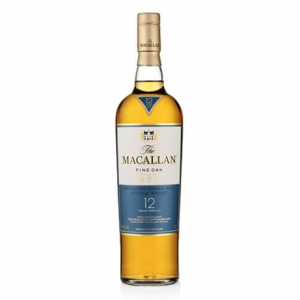 Single Malt Scotch Whisky 12 Year Old - The Macallan (0.7l)