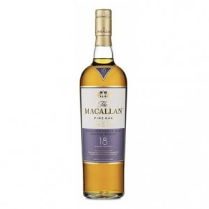 Single Malt Scotch Whisky 18 Years Old - The Macallan (0.7l)