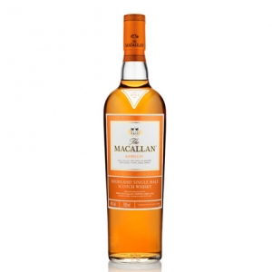Amber Highland Single Malt Scoth Whisky - The Macallan (0.7l)