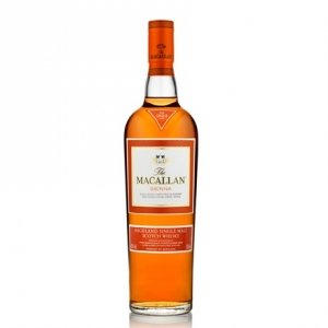 Sienna Highland Single Malt Scoth Whisky - The Macallan (0.7l)