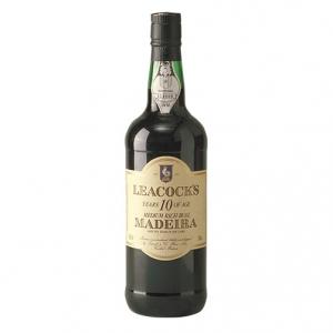 Madeira Old Bual Medium Rich 10 Y.O. - Leacock's