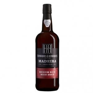 Madeira Full Rich 3 anni - Henriques & Henriques