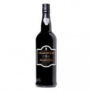 Madeira Malmsey Full Rich 5 Y.O. - Leacock's