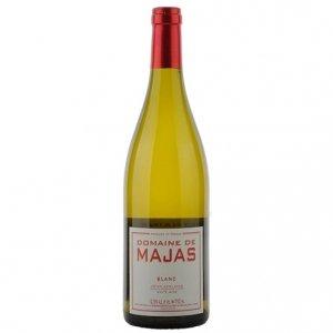 Côtes Catalanes IGP Majas Blanc 2015 - Domaine de Majas