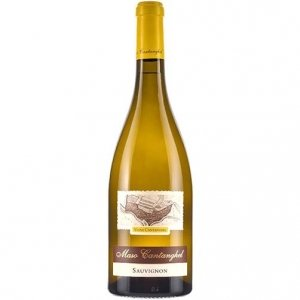 "Trentino Sauvignon Blanc DOC ""Vigna Cantanghel"" 2015 - Maso Cantanghel"