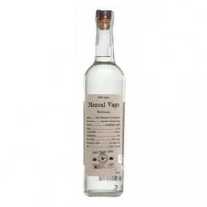 Mezcal Mexicano - Vago (0.7l - 50.2%)