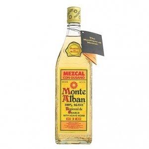 Mezcal Monte Alban - Sazerac Company