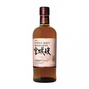 "Single Malt Whisky ""Miyagikyo"" - Nikka Whisky"