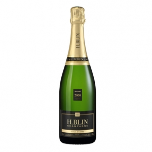 Champagne Brut Millésime 2008 - H. Blin