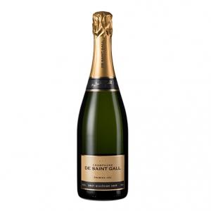 Champagne Brut Blanc de Blanc Premier Cru 2009 - De Saint Gall