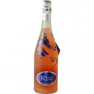 """Vino Spumante """"Il Mio Rosa"""" - Rinaldini"""