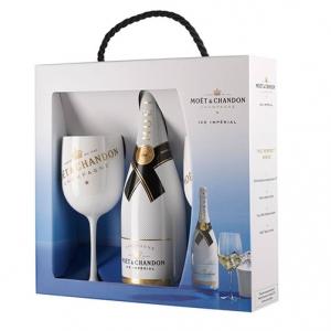 """Champagne Demi Sec """"Moët Ice Impérial The Perfect Serve"""" - Moët & Chandon"""