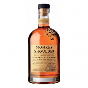 Blended Malt Scotch Whisky Monkey Shoulder - Monkey Shoulder