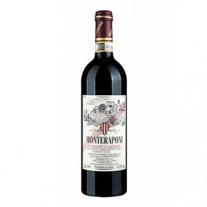 "Toscana Rosso IGT ""Baron' Ugo"" 2012 - Monteraponi"