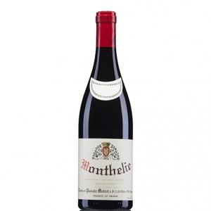 Monthélie Pinot Noir 2011 - Domaine Matrot (0.375l)