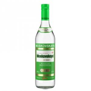 Vodka Moskovskaya - Osobaya Vodka (0.7l)