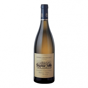 "South Africa Western Cape Chardonnay ""Baroness Nadine"" 2015 - Rupert & Rothschild Vignerons"