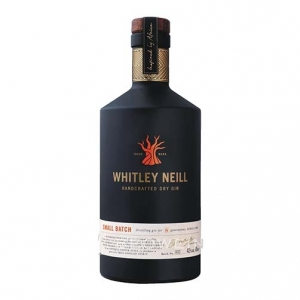 Handcrafted Dry Gin - Whitley Neill