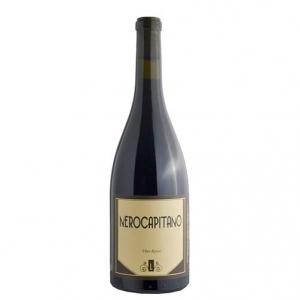 """Vino Rosso """"Nerocapitano"""" 2014 - Lamoresca"""