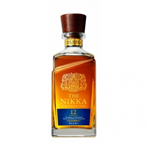 Blended Japanese Whisky 12 Years Old - Nikka (0.7l)