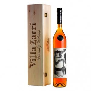"""Acquavite di Vino Chardonnay """"Nudo d'Arte"""" Magnum - Villa Zarri"""