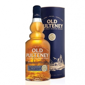 """Single Malt Scotch Whisky """"Old Pulteney"""" 17 years old - Old Pulteney"""