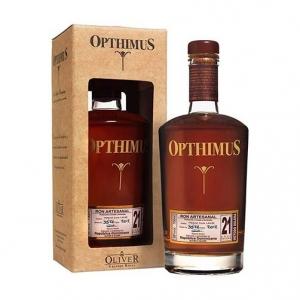 "Rum ""OpthimuS"" 21 years old - Oliver (astuccio)"