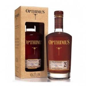 "Rum ""OpthimuS"" 25 years old - Oliver (astuccio)"
