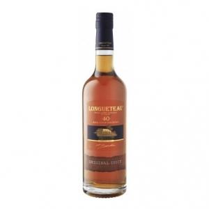 Rum Agricole Ambré Original Spicy 40° - Distillerie Longueteau
