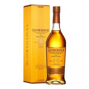 "Highland Single Malt Scotch Whisky 10 years old ""The Original"" - Glenmorangie (astucciato)"