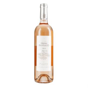 Palette Rosè 2015 - Château Henri Bonnaud