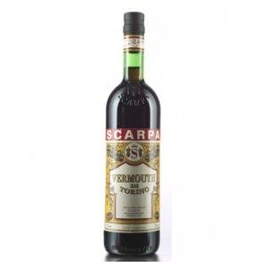 Vermouth Rosso di Torino - Scarpa