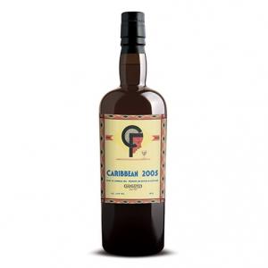 Caribbean Blended Rum 2005 - Samaroli (0.7l)