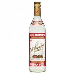 Stolichnaya Premium - Vodka (1l)