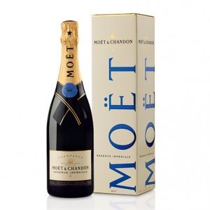 """Champagne Brut """"Réserve Impériale"""" - Moët & Chandon (coffret)"""