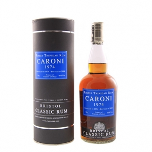 Rum Finest Trinidad Caroni 1974 - Bristol Classic Rum