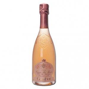 """Metodo Classico Rosé Brut """"Cuvée dei Frati"""" Magnum - Cà dei Frati"""