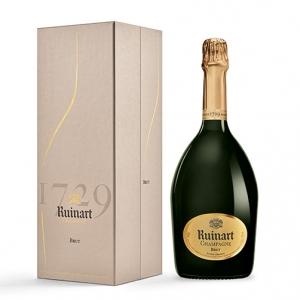 """Champagne Brut """"R de Ruinart"""" - Ruinart (0.375l, cofanetto)"""