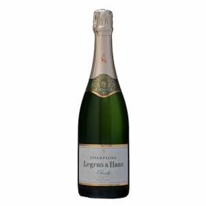 Champagne Brut Blanc de Blancs Grand Cru - Legras et Haas