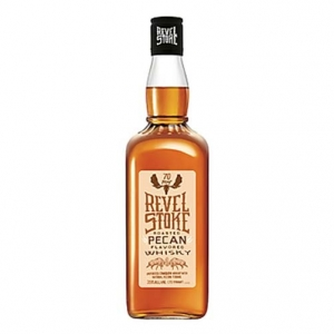 "Roasted Pecan Flavored Whisky ""Revel Stoke"" - Phillips Distilling Company"