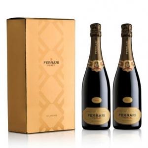 "Trento DOC ""Perlé"" 2010 - Ferrari (astuccio 2 bottiglie)"