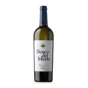 """Venezia Pinot Grigio DOC """"Tudajo"""" 2014 - Bosco del Merlo"""